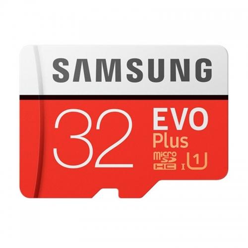 Κάρτα μνήμης Samsung EVO Plus microSDHC 32GB