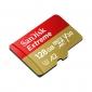 Κάρτα μνήμης SanDisk microSDXC Extreme 128GB V30