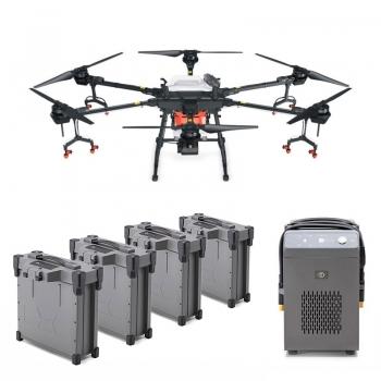 Γεωργικό drone DJI Agras T16 + 4 μπαταρίες πτήσης και φορτιστή