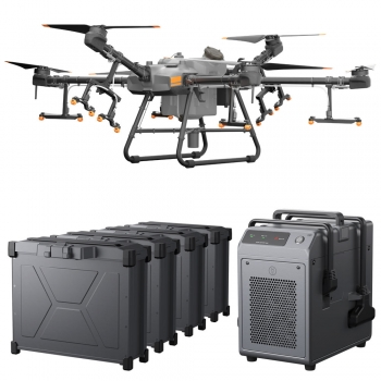 Γεωργικό drone DJI Agras T30 + 4 μπαταρίες πτήσης και φορτιστή
