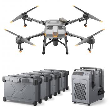 Γεωργικό drone DJI Agras T10 + 4 μπαταρίες πτήσης και φορτιστή