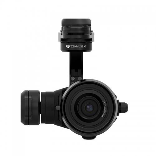 Κάμερα και αντίζυγο Zenmuse X5