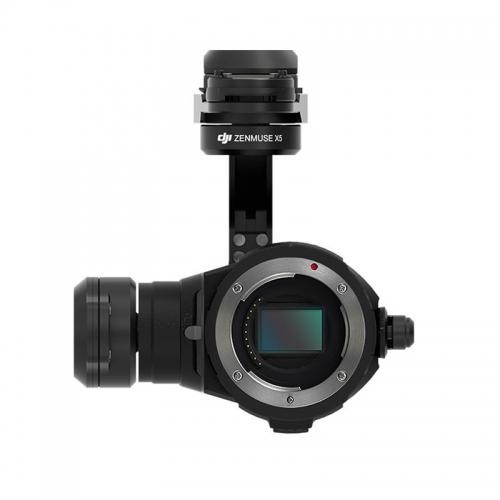 Кάμερα και αντίζυγο Zenmuse X5 (χωρίς φακό)