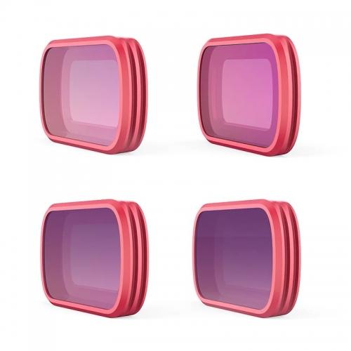 PGYTECH Σετ φίλτρων ND8/PL, ND16/PL, ND32/PL, ND64/PL για το Osmo Pocket PRO