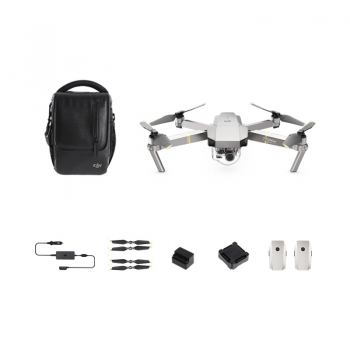 Mavic Pro Platinum Fly More Combo