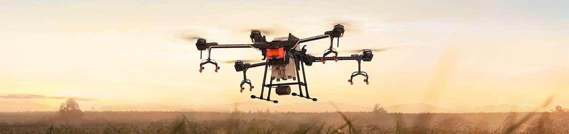 Γεωργικά drones